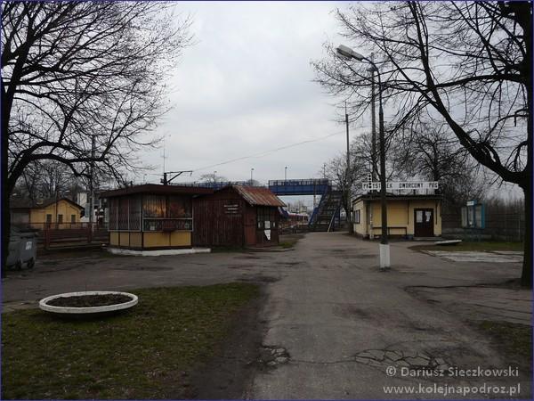 Łowicz Główny - okolica