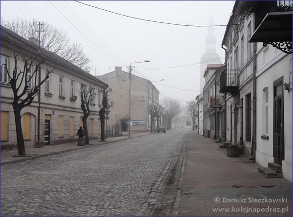 ulica Podrzeczna