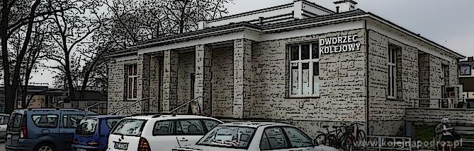 Piastów – dworzec kolejowy