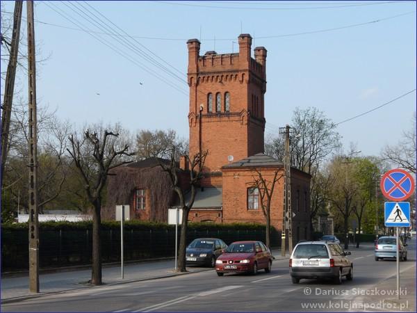 Wieża ciśnień w Skierniewicach