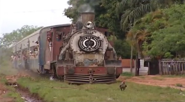 Niezwykłe podróże koleją