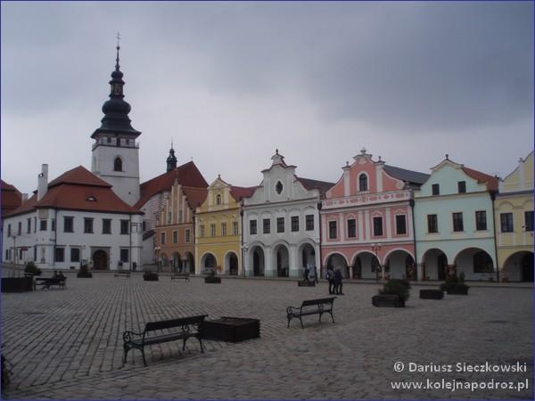 Pelhřimov - Rynek