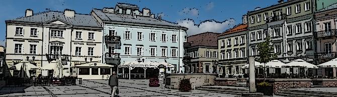 Piotrków Trybunalski – spacer po mieście