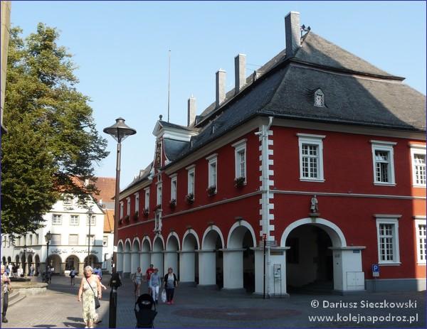 Soest - rathaus