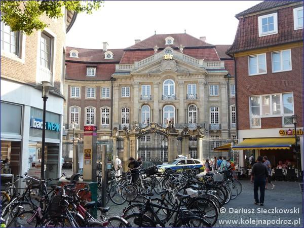 Münster - Erbdrostenhof