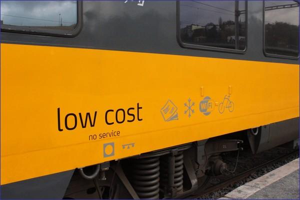 Regiojet - Low Cost