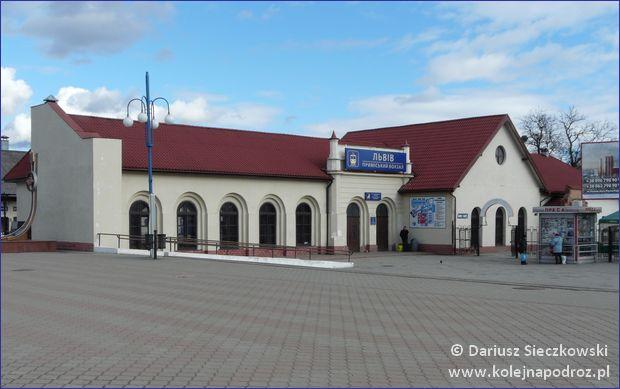 Lwów - dworzec podmiejski