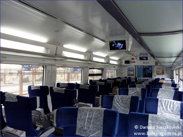 Pociąg Przemyśl - Kijów