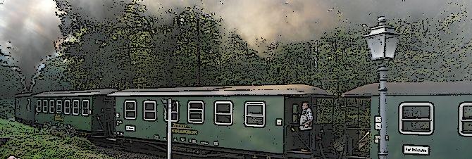 Żytawska Kolej Wąskotorowa – niezwykła podróż