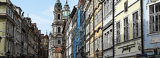 Koleje Dolnośląskie – promocja do Pragi