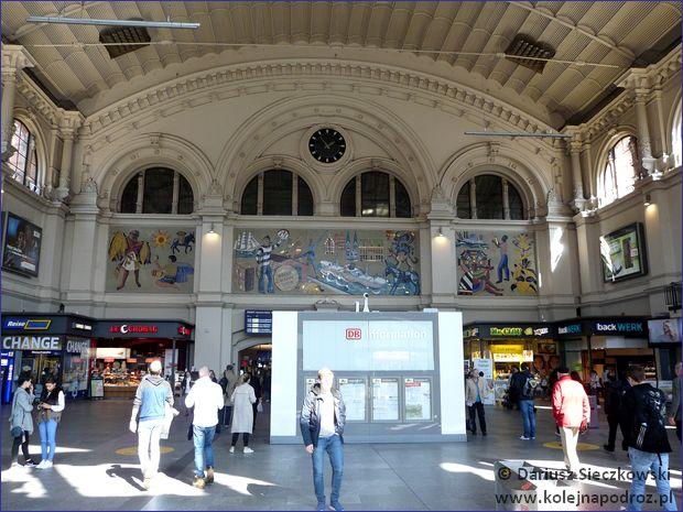 Brema - dworzec kolejowy