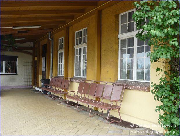 Ustronie Morskie - stacja kolejowa