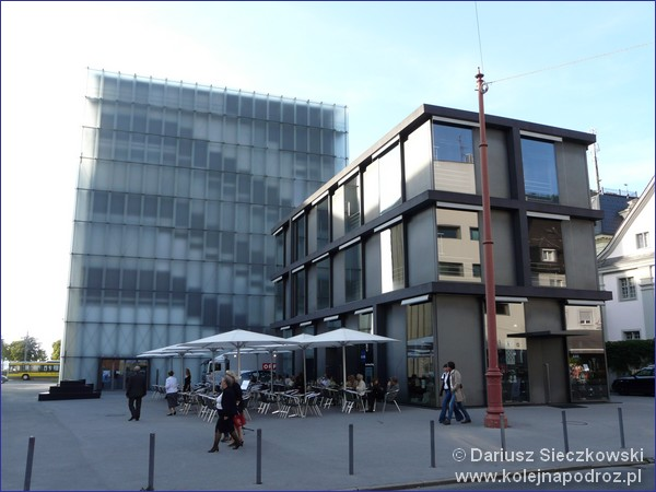 Kunsthaus w Bregencji