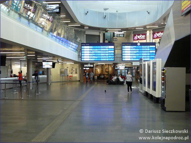 Bydgoszcz Główna - terminal zewnętrzny