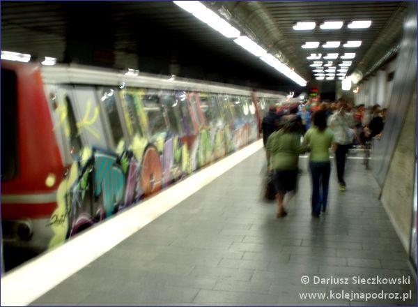 Metro w Bukareszcie