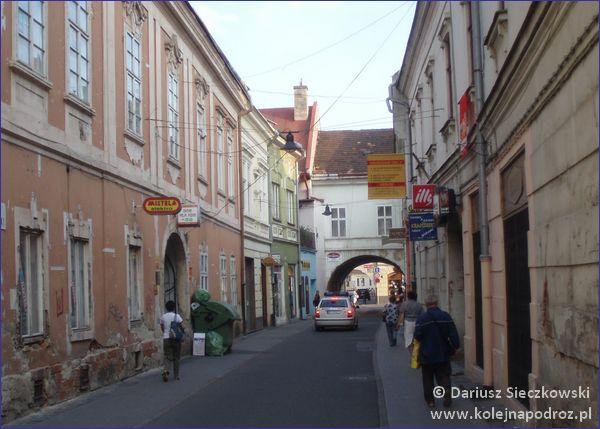 Boczna uliczka
