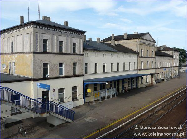 Krzyż dworzec