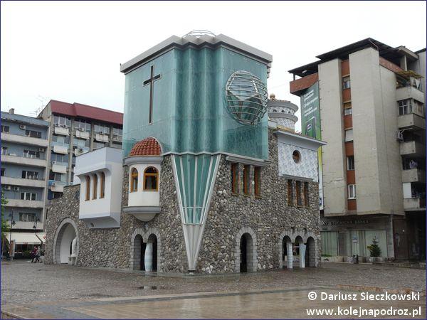 Skopje - Dom Matki Teresy