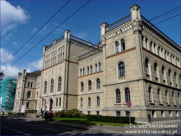 Uniwersytet w Rydze