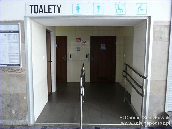 Lubliniec - dworzec