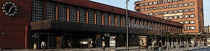 Dworzec w Pardubicach – info i ciekawostki