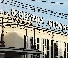 Dworzec kolejowy Gdynia Główna – przewodnik