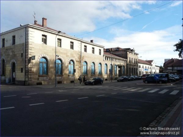 Dworzec w Jeleniej Górze