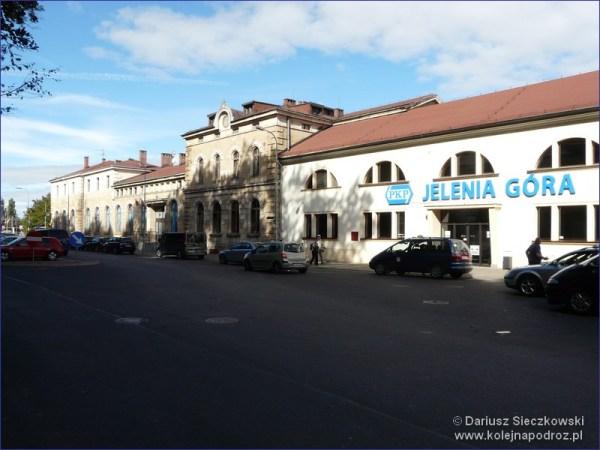 Dworzec PKP w Jeleniej Górze