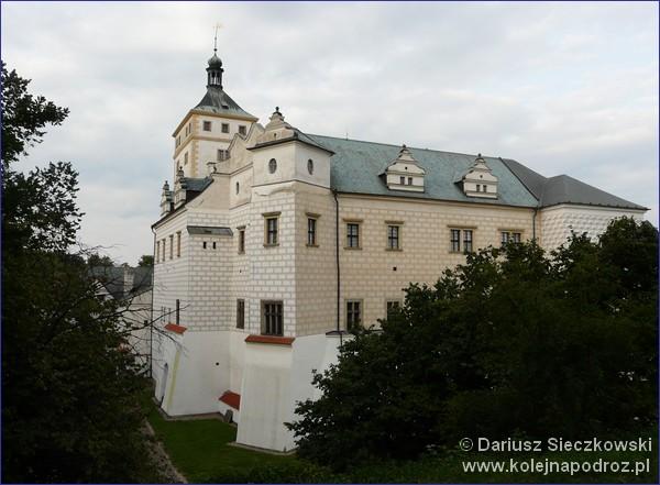 Pardubice - Pałac