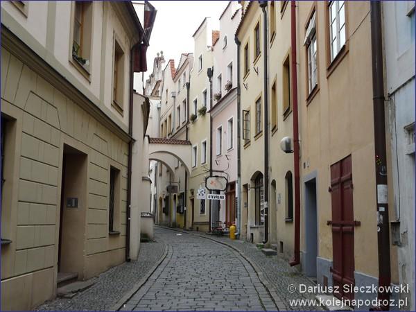 Ulica Pod Piwniczkami