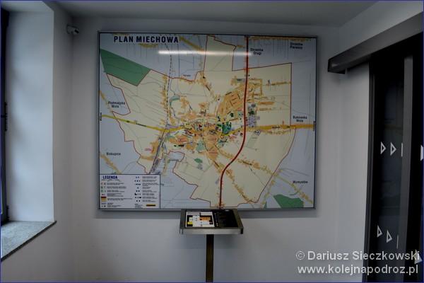 Dworzec w Miechowie