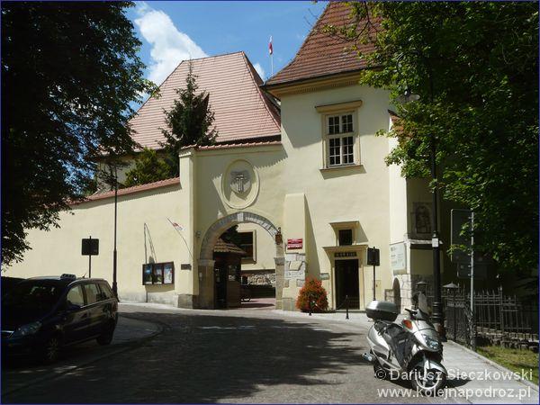 Zamek Żupny w Wieliczce