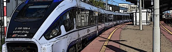 Jak wyglądają pociągi IC (Intercity) – fotoprzewodnik