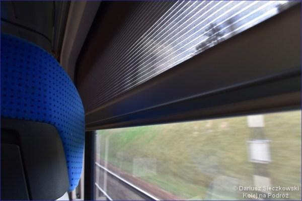 Roleta w pociągu DART