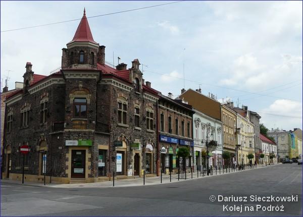 Krakowska w Tarnowie