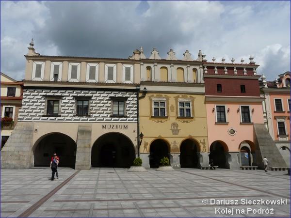 Rynek w Tarnowie