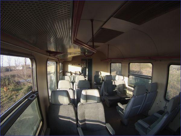 Wagon od Deutsche Bahn