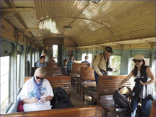 Erytrea pociąg