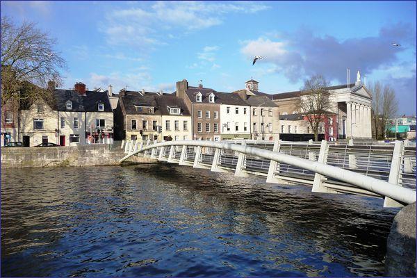 Irlandzkie miasto kojarzeń
