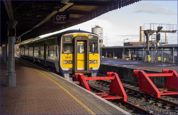 Cork pociąg