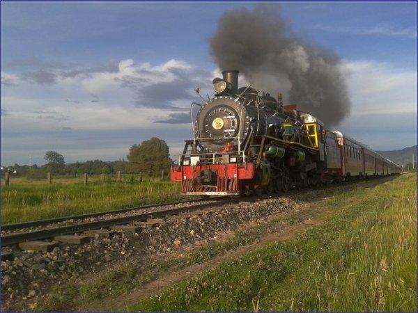 Bogota pociąg