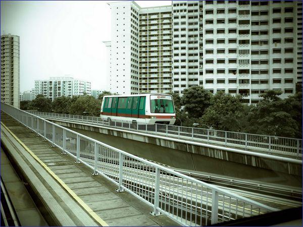 LRT Singapur