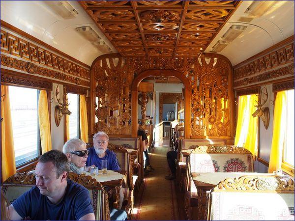 Restauracyjny wagon
