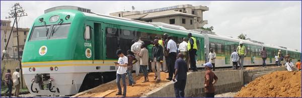 Abidża pociąg