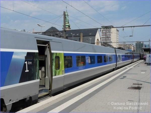 Luksemburg - Paryż