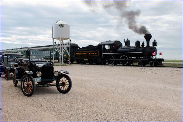 Prairie Railway
