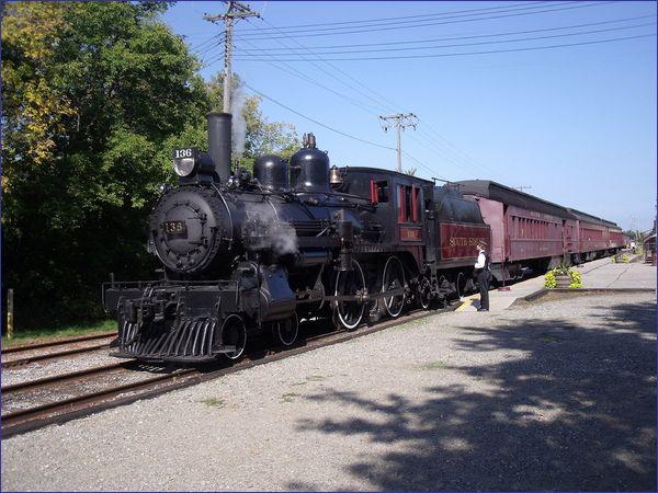 Simcoe Railway