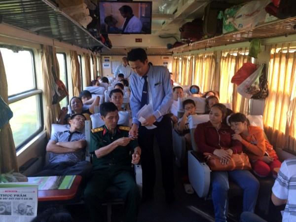 Pociąg Wietnam