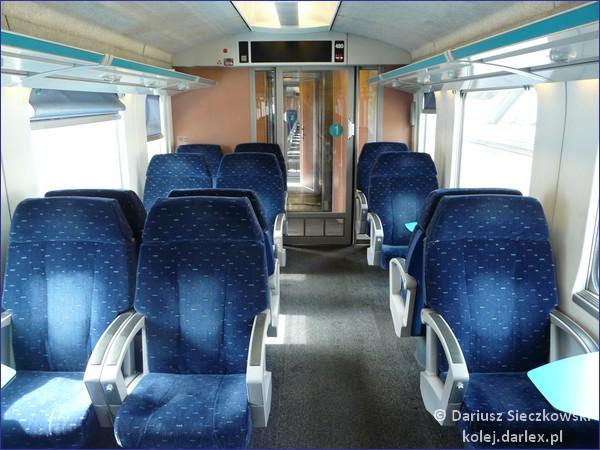 Belgia pociąg