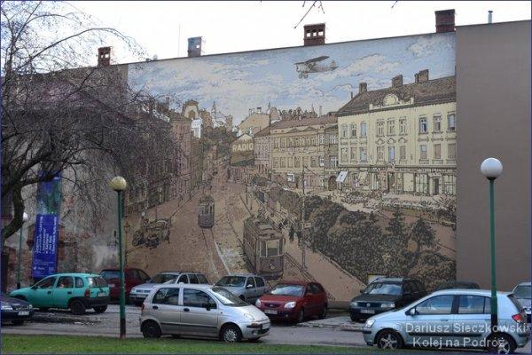 Mural Bielsko-Biała